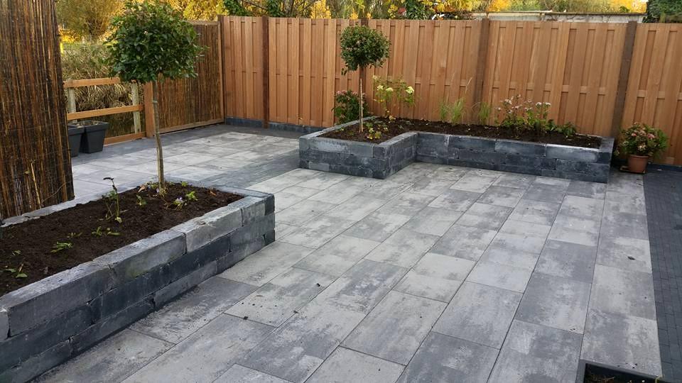 Complete tuin te Heerhugowaard